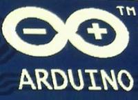 Counterfeit Arduino logo