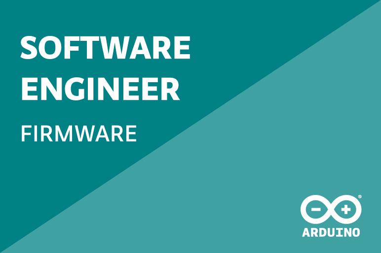 Software_Engineer, Firmware