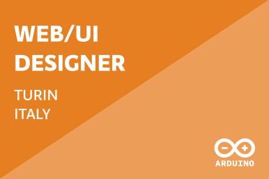 WEB/UI Designer Turin