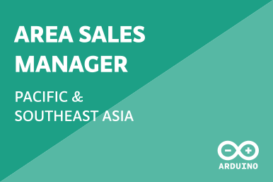Area Sales Manager Pacific and Southeast Asia