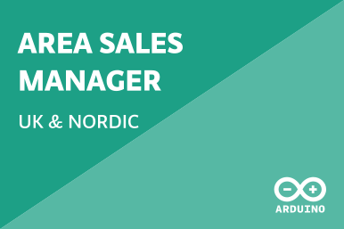 Area Sales Manager UK/Nordic/Baltic